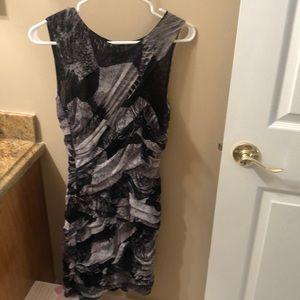 Cocktail bcbg dress